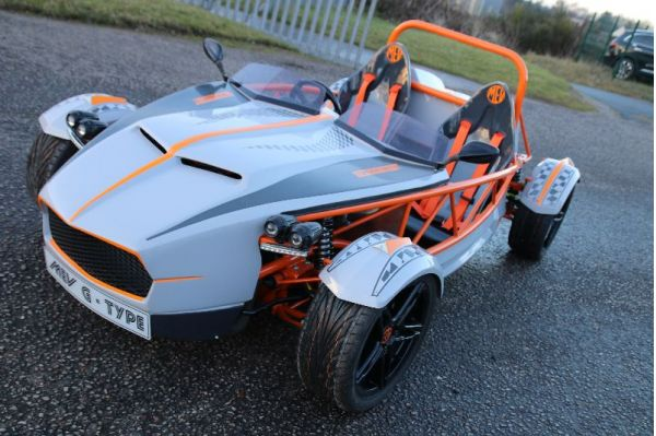 how to build a kit car from scratch